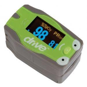 Drive Medical Pediatric Fingertip Pulse Oximeter